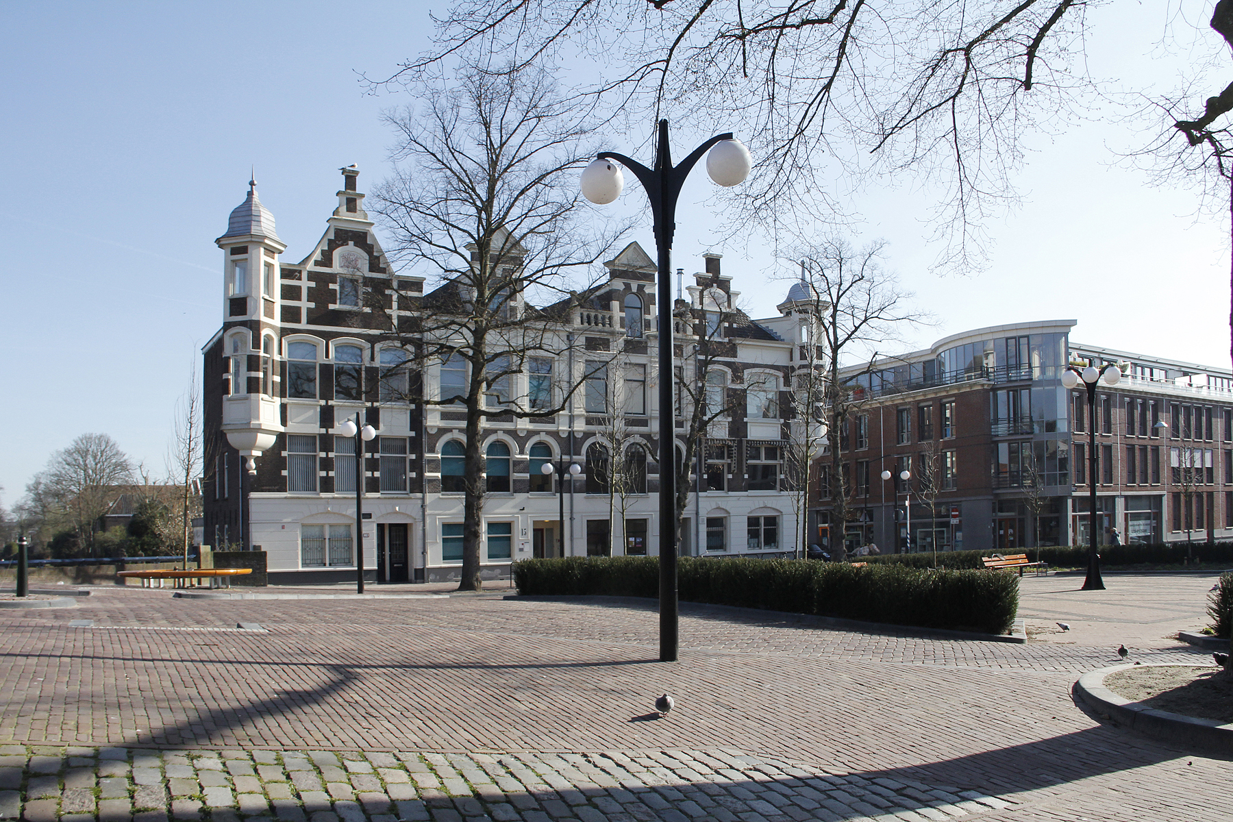 Dordrecht Vrieseplein 2